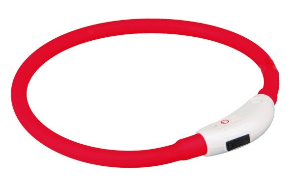 USB Flash Leuchtring (rot)