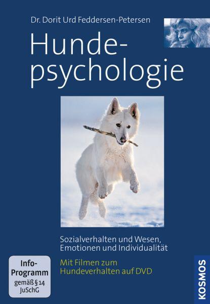Hundepsychologie, mit DVD