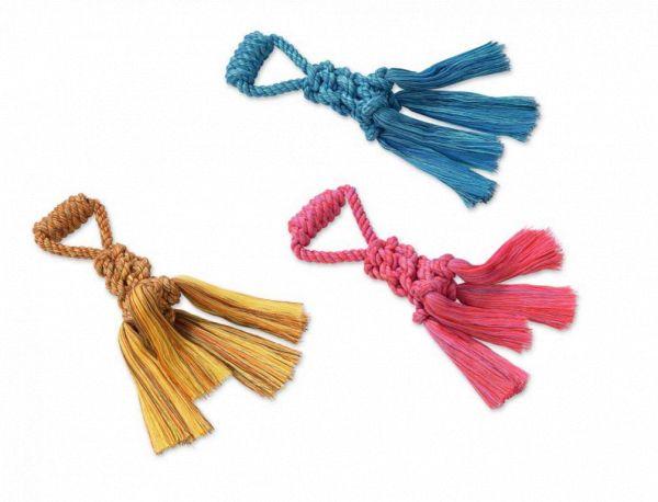 Rope Toy - Geflochtenes Seil mit Schlaufe