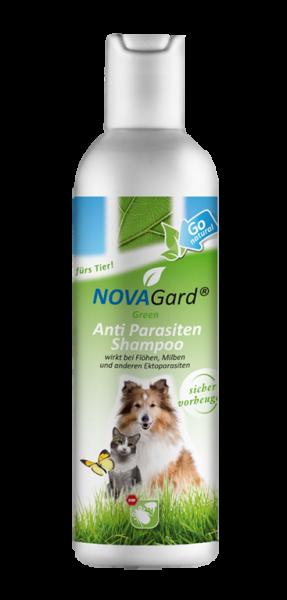 NovaGard Green® Anti Parsiten Shampoo für Hunde