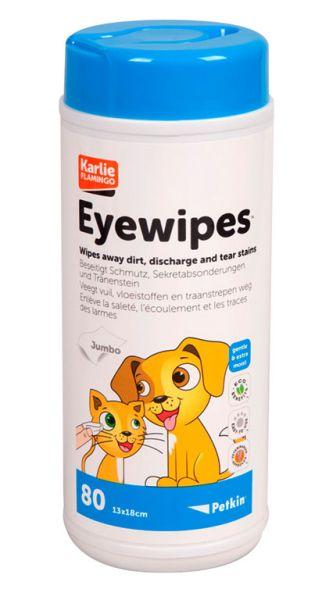 Reinigungstücher für die Augen