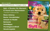 DOGandTRAVEL Frühjahr 2014 (DIGITAL)