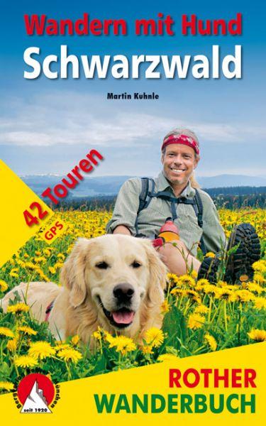 Wandern mit Hund. Schwarzwald