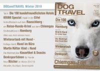 DOGandTRAVEL Winter 2017/18 (Einzelheft)