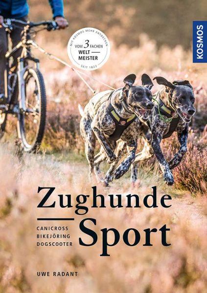 Zughundesport. Canicross, Bikejöring, Dogscooter