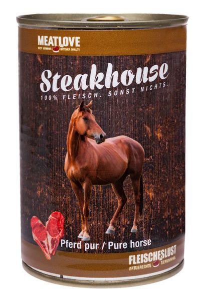 Steakhouse 100 % Pferd pur