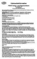 Zecken- und Flohschutzband Propoxur 66 cm