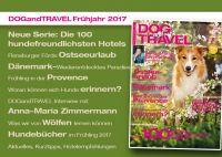 DOGandTRAVEL Frühjahr 2017 (Einzelheft)