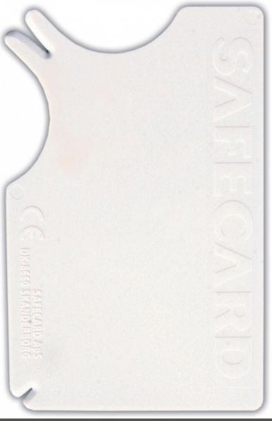 Safecard Zecken-Entferner im Scheckkarten-Format