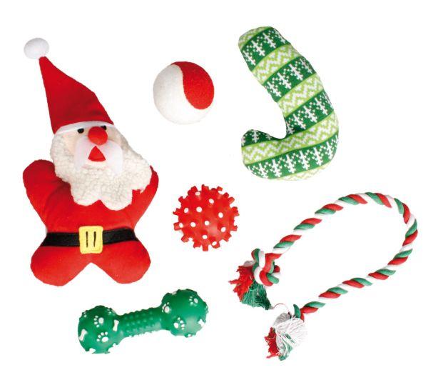 X'mas Weihnachtsspielzeug Strumpf