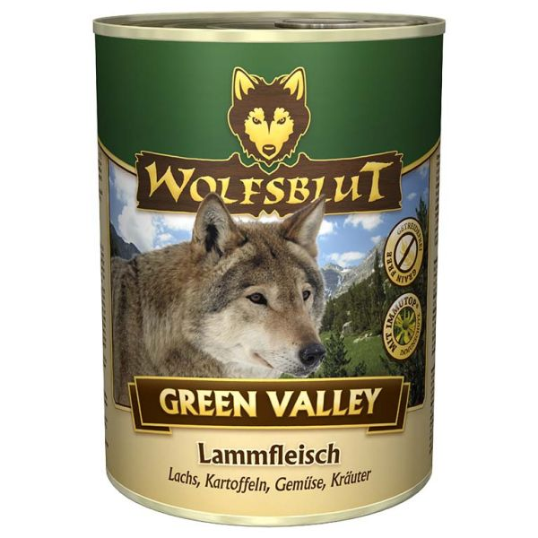 Green Valley ADULT Nassfutter